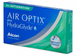 více - Air Optix plus HydraGlyde for Astigmatism 6ks